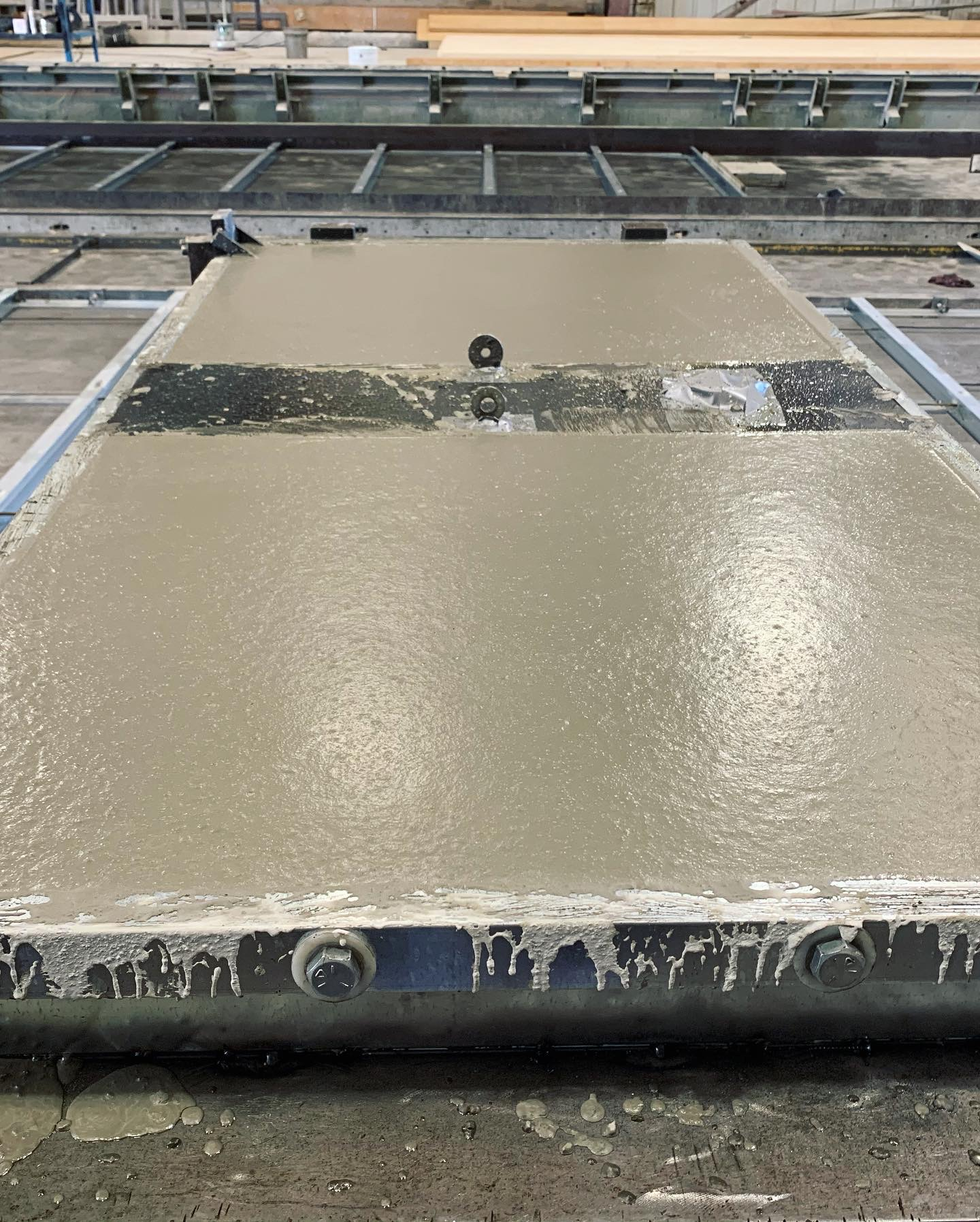 Precast Concrete Excalibur Door